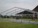 2009 08. 08.-13. Aufbau